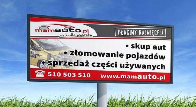 Skup Aut Za Gotówke Autokasacja Złomowanie Toruń Włocławek Bydgoszcz