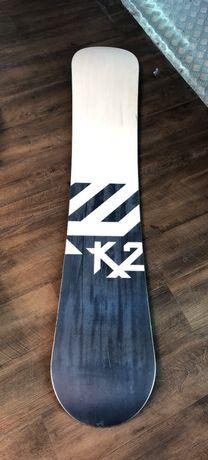 Prancha Snowboard K2