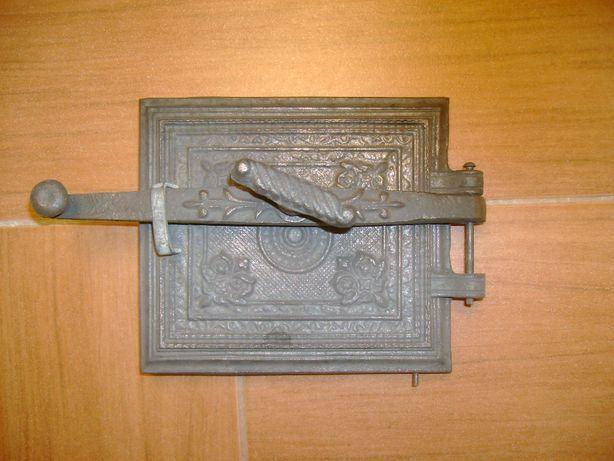 Drzwiczki od pieca kaflowego