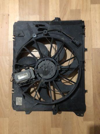 Вентилятор охлаждения bmw 1