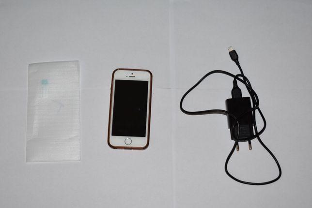 IPhone 5s kolor srebrny 16 GB sprzedam lub zamienię!