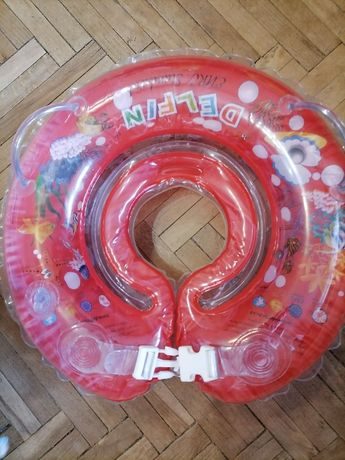 Детский круг для купания младенцев, с рождения (пару раз использовалиЗ