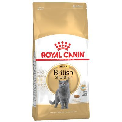 Royal Canin Feline British Shorthair Adulto 10+3kg
