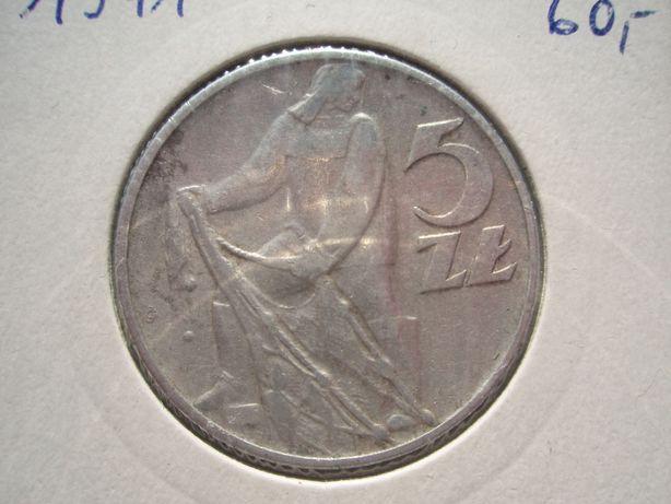 5 złotych 1971