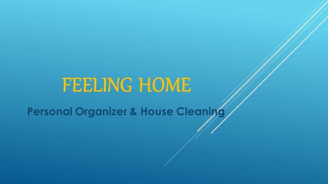 Personal Organizer & House Cleaning