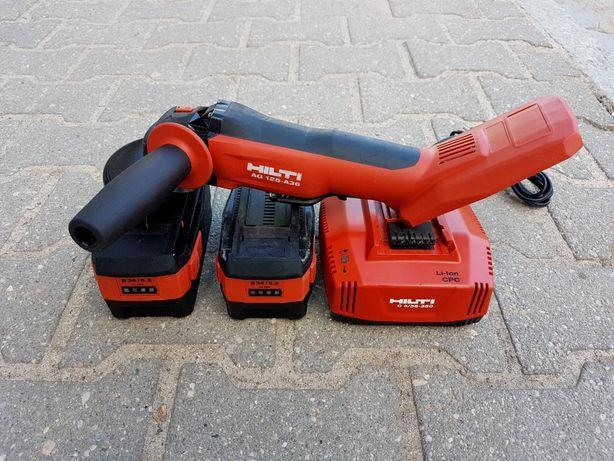 HILTI AG 125-A36 2x5,2Ah C4/36-350