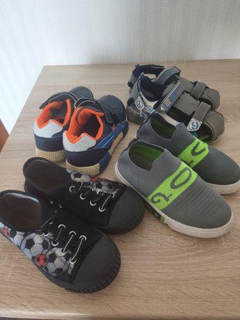 Продам детскую обувь 30-31р