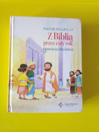 Biblia dla dzieci wydawnictwo Święty Wojciech
