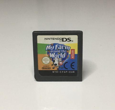 My Farm Around The World Nintendo DS