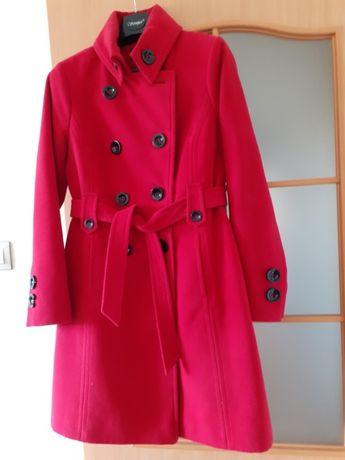 Płaszcz damski ocieplany