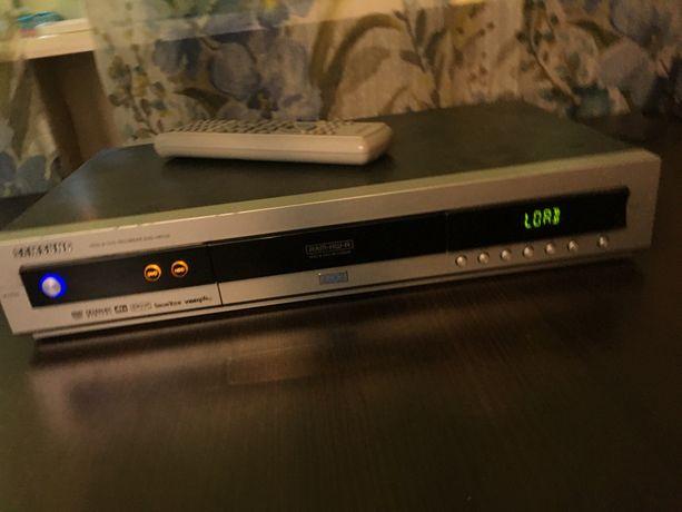 Nagrywarka DVD Samsung DVD-HR720 z odtwarzaczem DVD