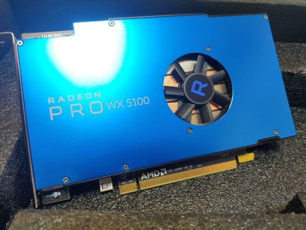 AMD Radeon Pro WX 5100 8GB GDDR5 GPU Karta Graficzna