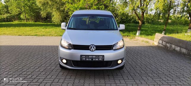 Volkswagen CADDY LIFE 2.0TDI 2014рік
