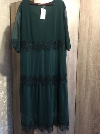 Новое платье р- 56,58,60,62,64
