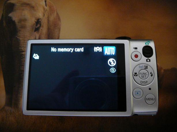 Canon IXY 610F w obudowie aluminiowej+bateria Made in Japan NB-4L