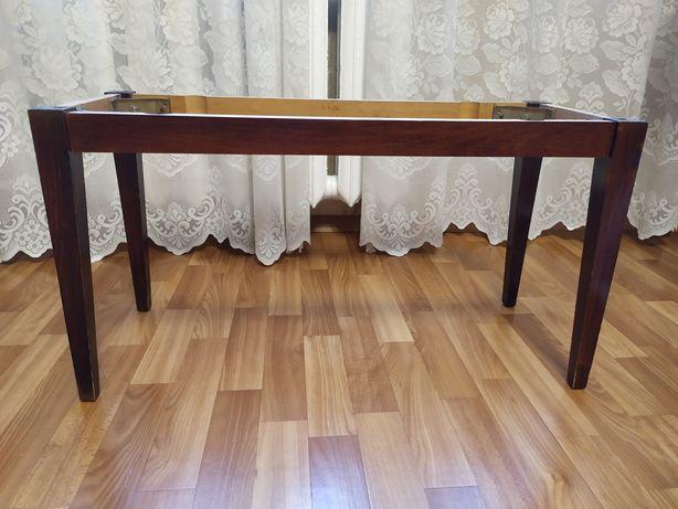 Подставка деревянная к ТВ Електрон 716 СССР