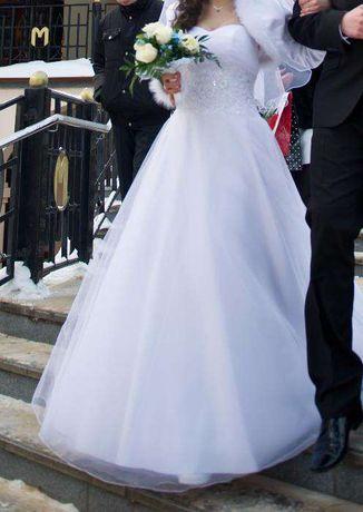 Pilne!! Suknia ślubna Lillian West 6303