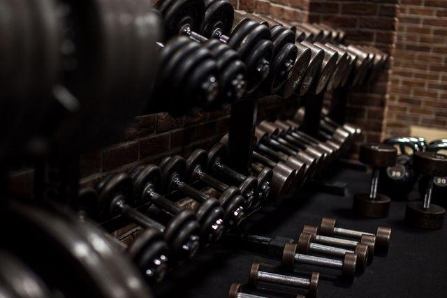 Wyposażenie siłowni, fitness