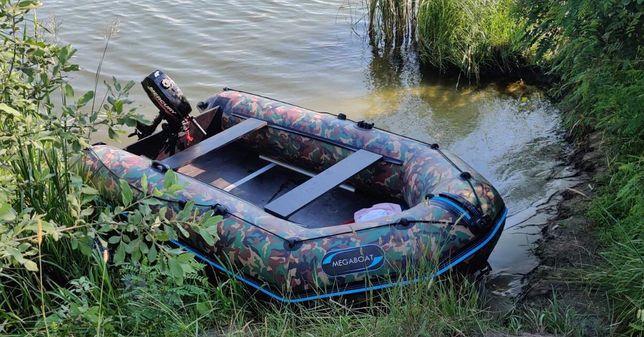 Под мотор надувная лодка из ПВХ. New!Гребные, моторные.Без предоплаты