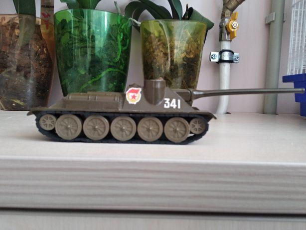 Су-100 1:43 танк