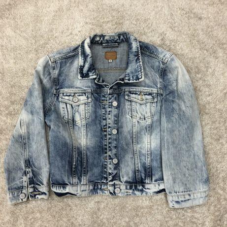 Джинсовая куртка женская Colins размер М