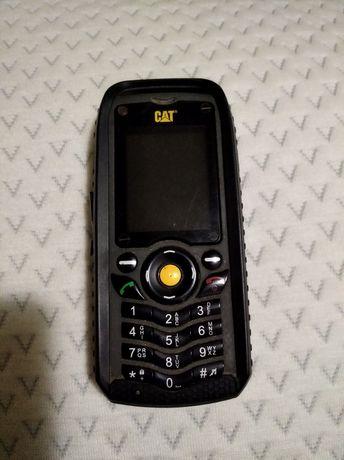 Телефон кнопочний CAT В 25 Black.