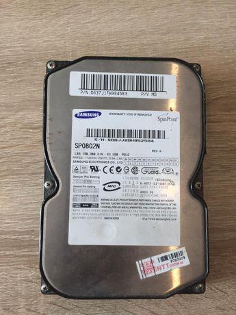 Dysk twardy Samsung 80GB