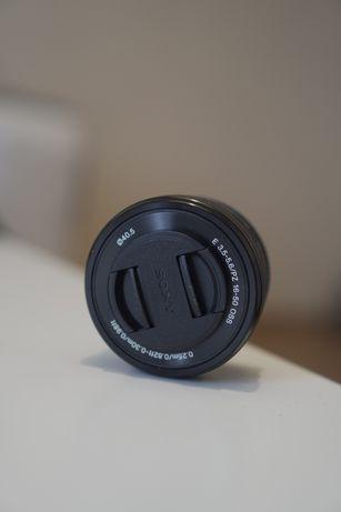 Obiektyw Kitowy Sony E F3.5-5.6 16-50mm