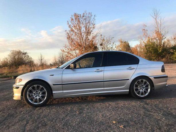 BMW e46 330d М пакет