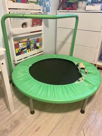 Trampolina domowa dla dzieci z uchwytem 90cm