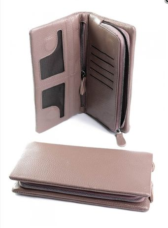 НОВЫЙ Женский кожаный кошелёк портмоне натуральная кожа