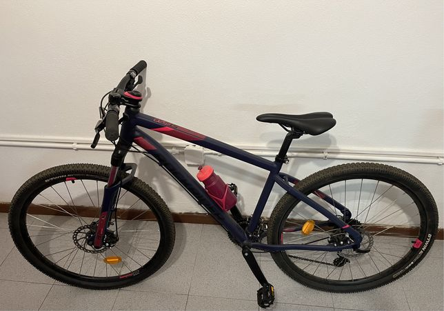 Bicicleta btt rockRider ST 520