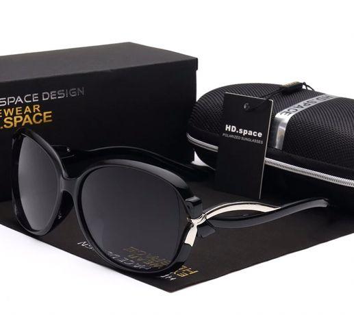 NOWE Damskie okulary przeciwsłoneczne z polaryzacją POLARYZACJA!