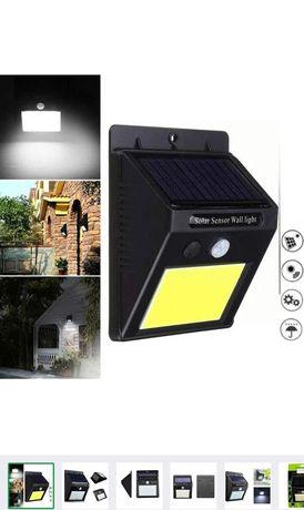 Фонарь светильник вуличний уличный на солнечной батарее bl 1605 solar