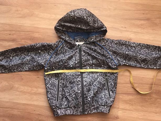 куртка ветровка  92 98 хб подкладка