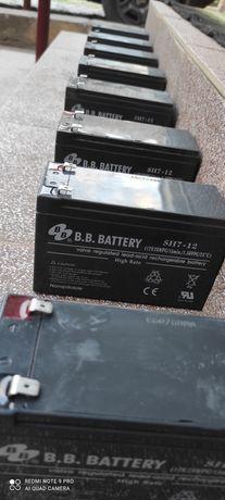 Аккумуляторная батарея B.B.Battery SH7-12 12V/28WPC