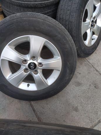 Комплект дисков Hyundai r15