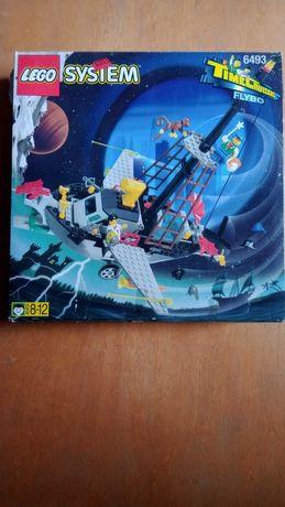 Lego, caixa 6493 vazia