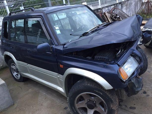 Suzuki vitara 2.0td