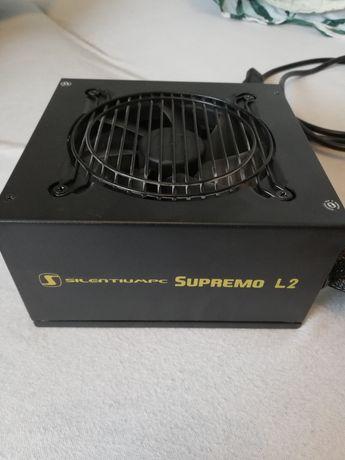 Zasilacz komputerowy SilentiumPC Supremo L2 550W GOLD