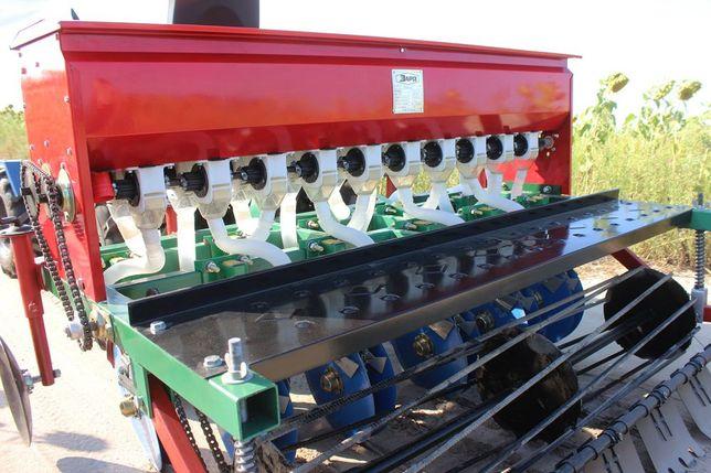Сеялка зерновая от10- 24 рядна