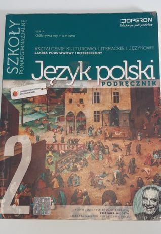 Język Polski Operon cz.2 Liceum i Technikum