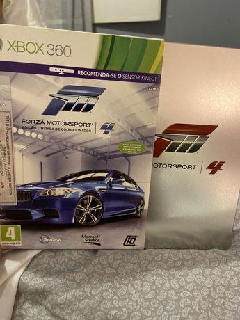 Forza horizon 4 xbox 360 Edicao limitada