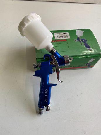 Pistola de pintura 1.0 mm Asturo