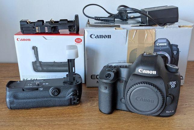 Canon 5D mk3 III + GRIP BG-E11 17tys
