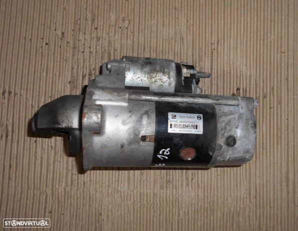 Motor de arranque para Chevrolet Cruze 1.7 d (2012) 55578420 M002T86271