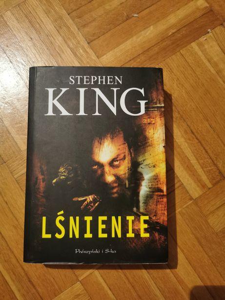 Stephen King Lśnienie