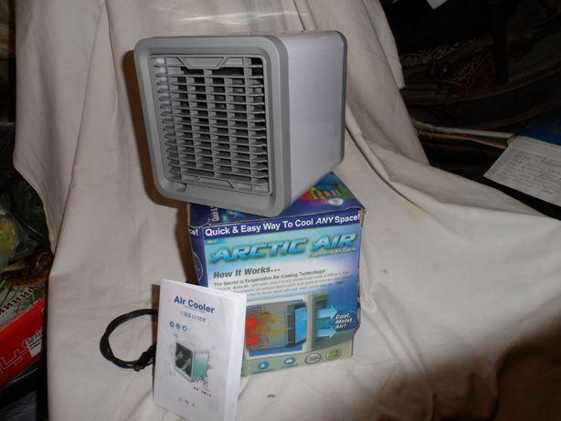 Мини кондиционер ночник Arctic air с увлажнителем воздуха