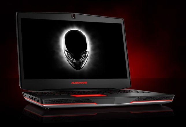 Laptop DELL Alienware 17 zamiana motocykl