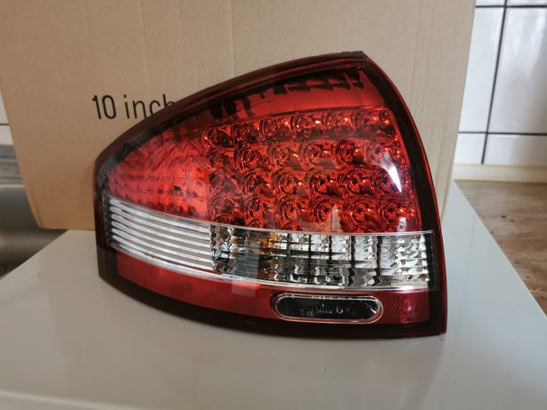 Nowa, lewa lampa led Audi A6C5
